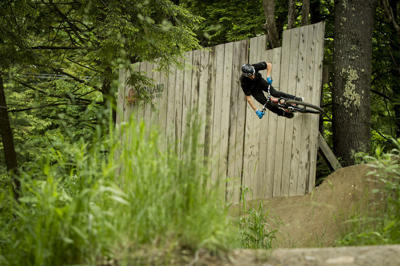 T-Mac - Highland Mountain Bike Park - Mountain Biking Pictures - Vital MTB