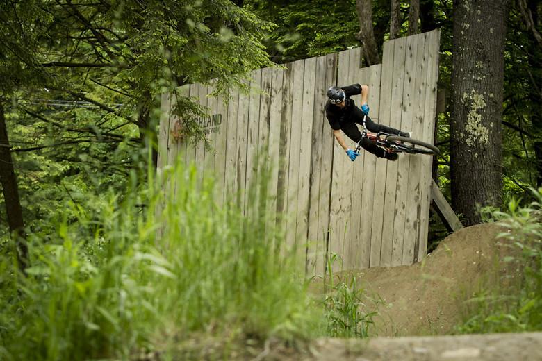 T-Mac - Highland Mountain Bike Park - Mountain Biking Pictures - Vital MTB