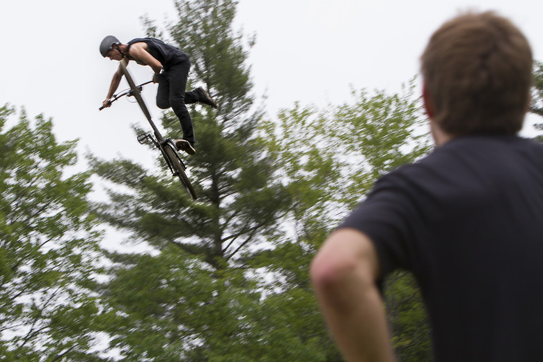 Dustin Gilding - Highland Mountain Bike Park - Mountain Biking Pictures - Vital MTB