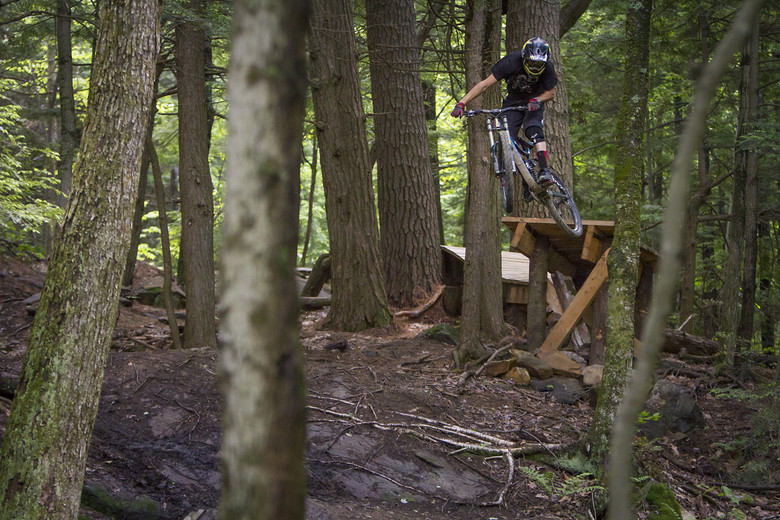 Kurt Sorge - Highland Mountain Bike Park - Mountain Biking Pictures - Vital MTB