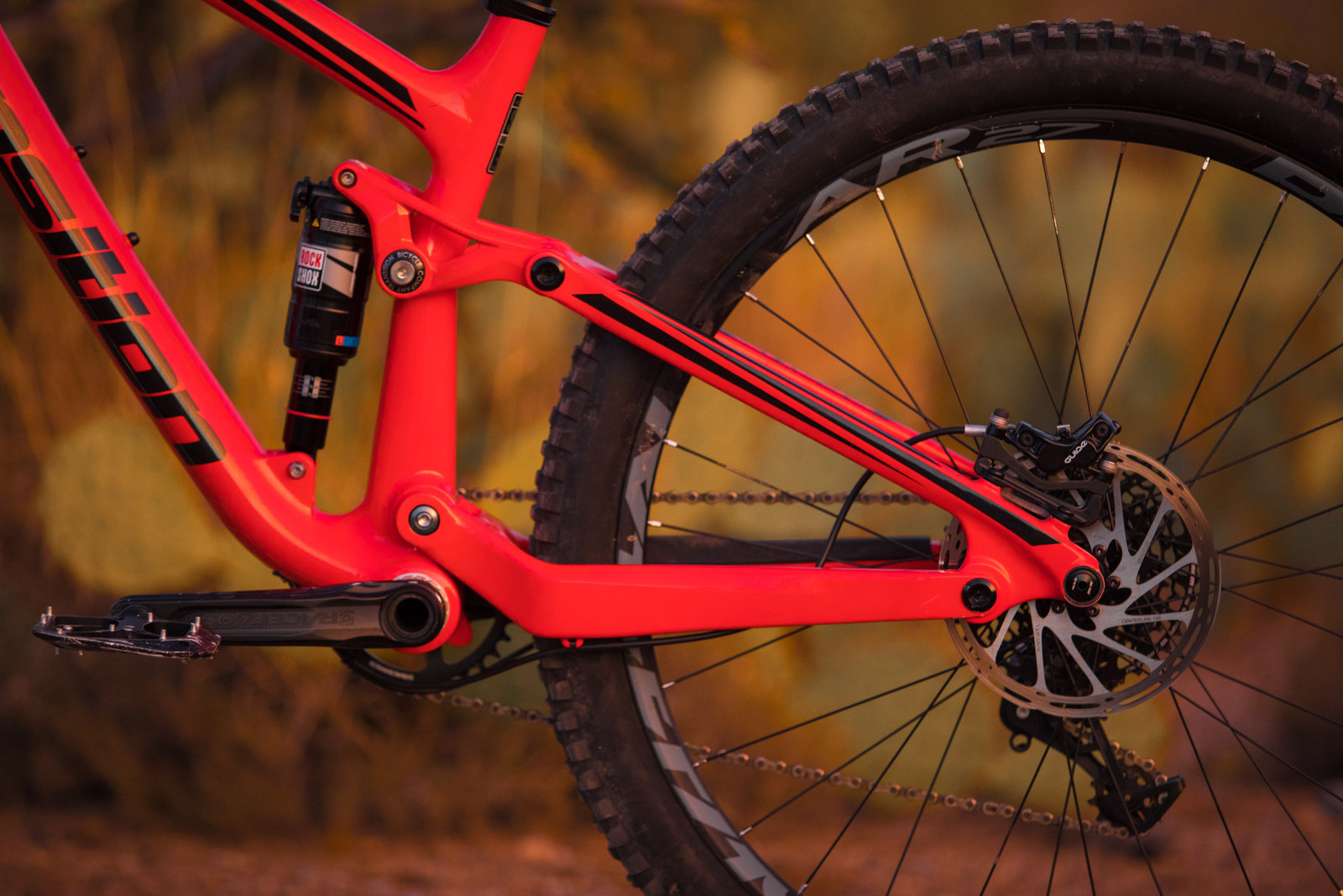 Review - 2017 Transition Scout Carbon from Vital MTB Test