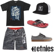 Etnies Lifestyle Gear