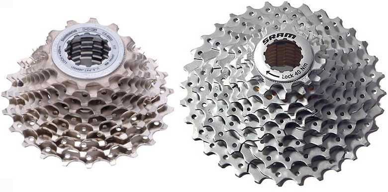 Mountain Bike Cassettes Reviews Comparisons Specs Vital Mtb