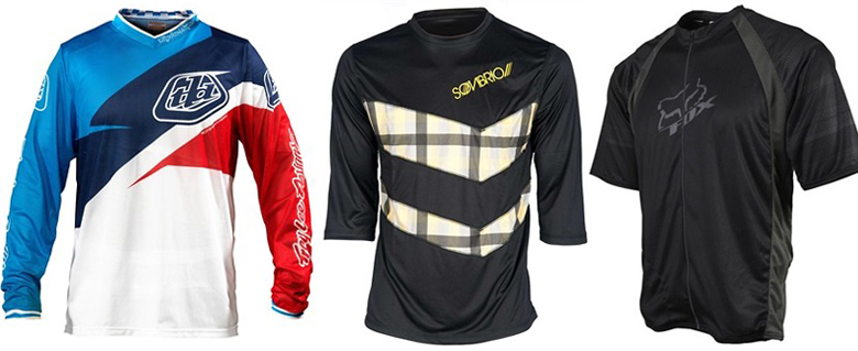 7fb1a35ad Troy Lee Designs Riding Jerseys - Reviews