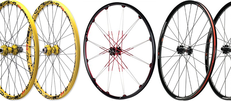 Mountain Bike Wheelsets Reviews Comparisons Specs Vital Mtb