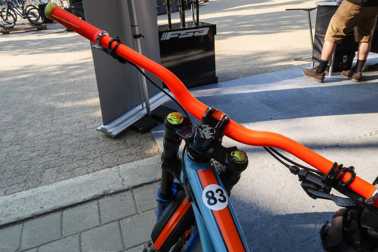 Jason Gibb's Scott Gambler Tribute Bike - PIT BITS - 2019