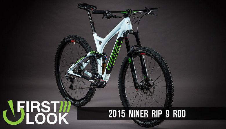 First Look: 2015 Niner RIP 9 RDO