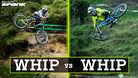 Whip vs Whip - Ryan Howard & Bernard Kerr at Crankworx NZ