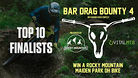Bar Drag Bounty 4 Top 10 Finalists