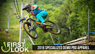 First Look: 2016 Specialized Demo Pro Apparel