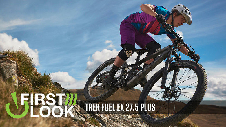 b6ad07e2949 First Look: 2017 Trek Fuel EX 27.5 Plus - Mountain Bikes Feature Stories -  Vital MTB