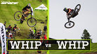 Whip vs Whip - Ryan Howard and Mitch Ropelato, Crankworx Les Gets
