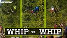 Whip vs Whip - Crankworx Whistler