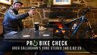 Pro Bike Check: Greg Callaghan's Cube Stereo 140 C:62 29