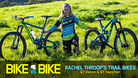 Bike vs. Bike - Rachel Throop's GT Sanction & GT Helion