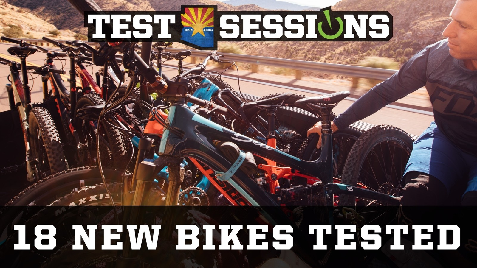 2017 Vital MTB Trail Bike Test Sessions Introduction