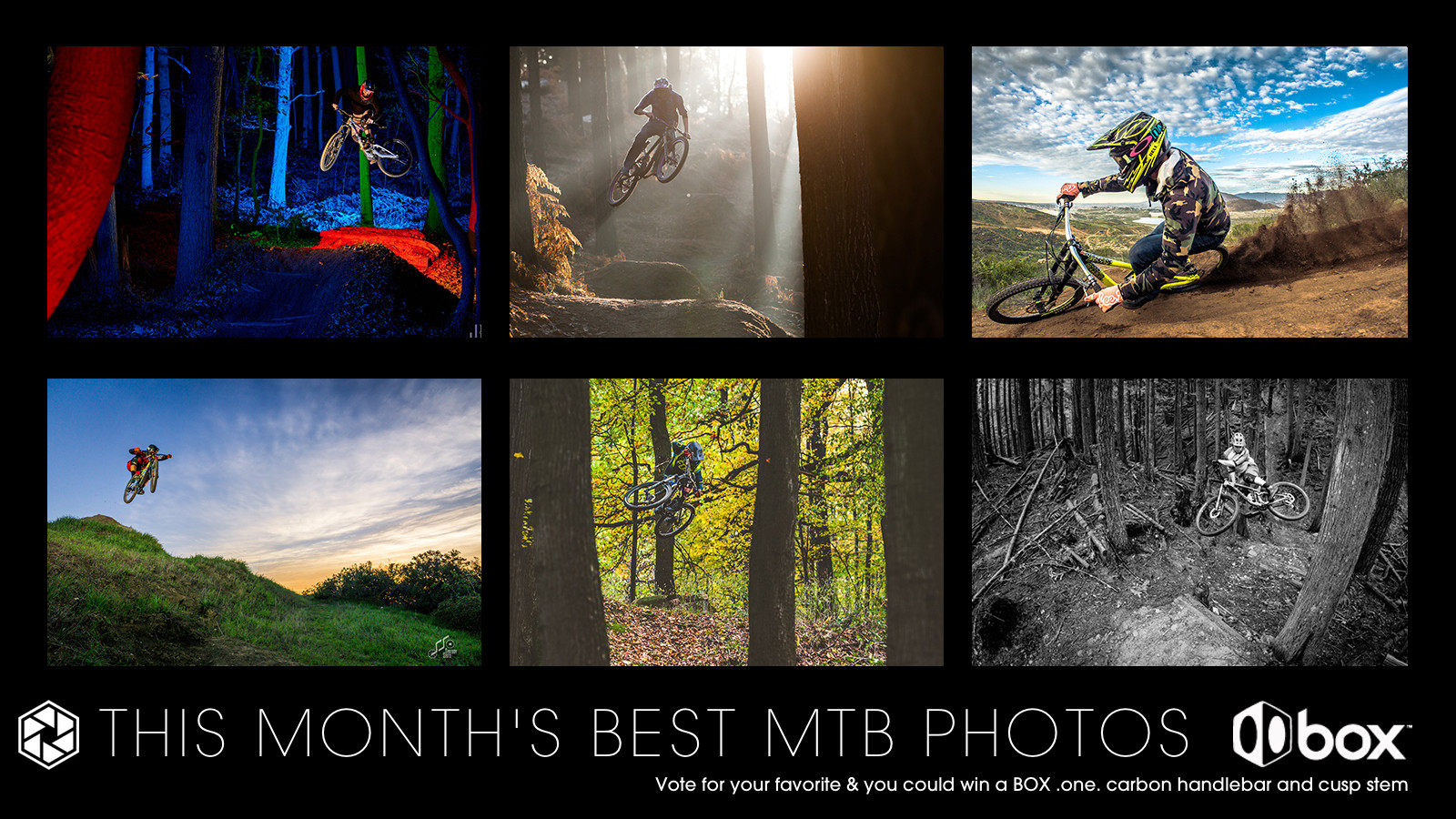 The Month's Best MTB Shots | Vital MTB Photo Comp