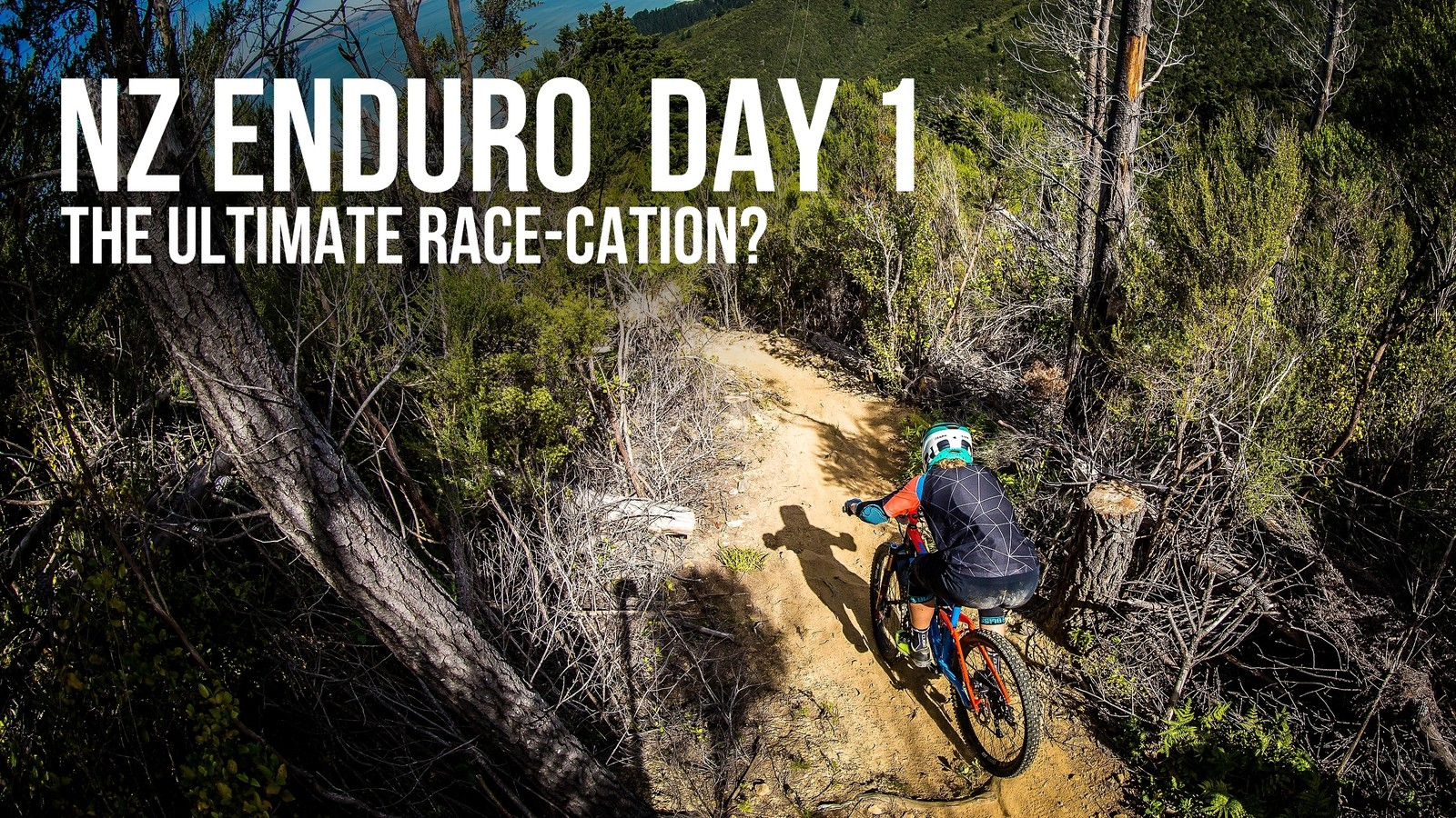 The Ultimate Race-cation? NZ Enduro Day 1