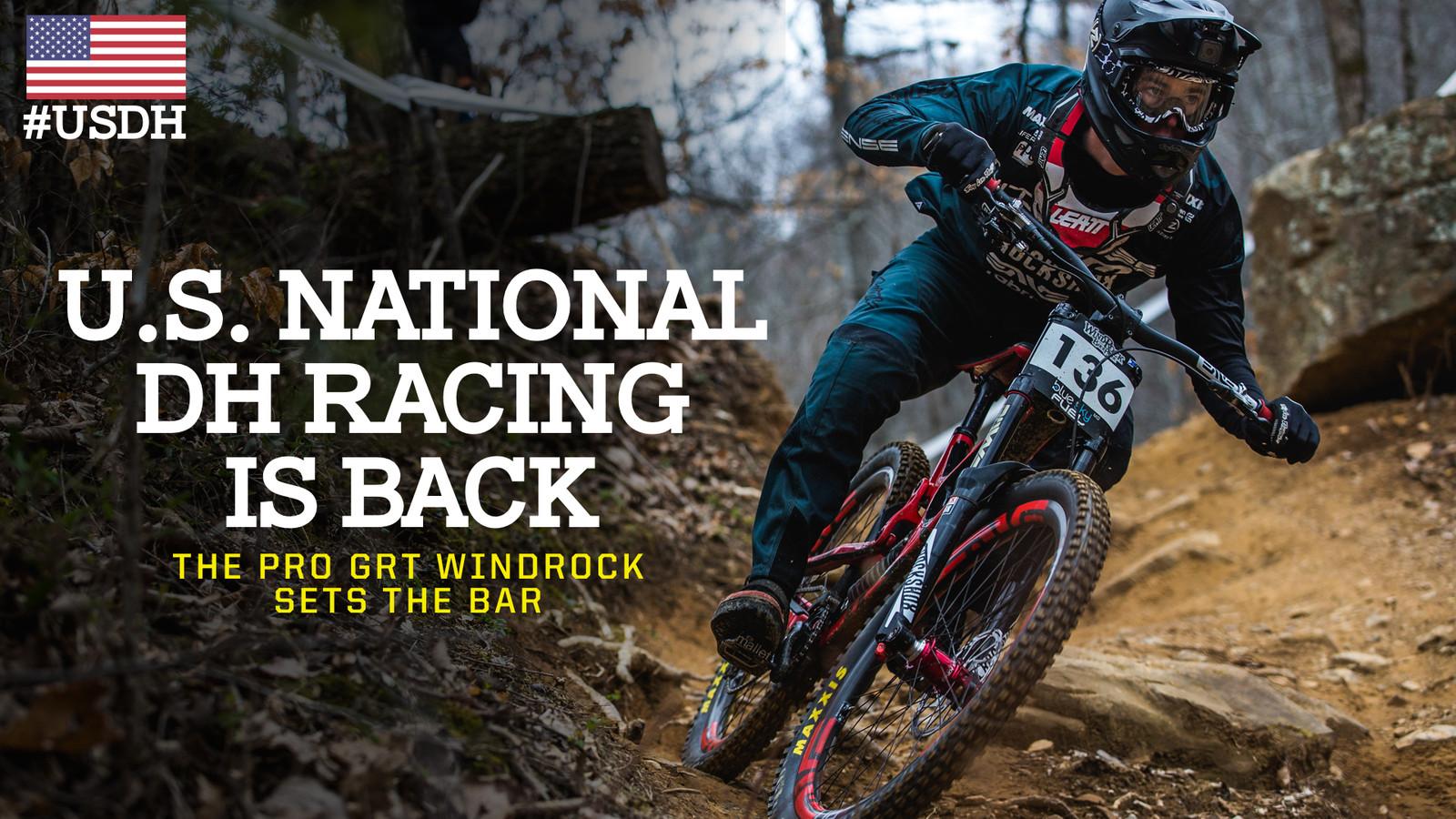 U.S. National Downhill Racing is Back