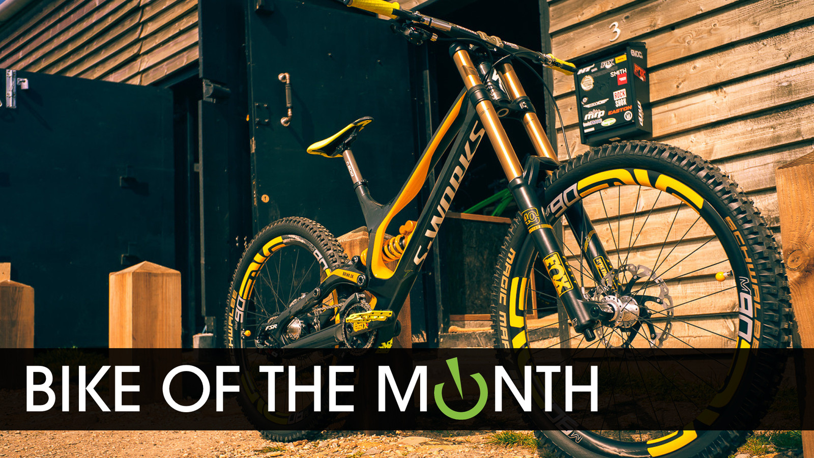 Bike of the Month: Ivan's Specialized Demo