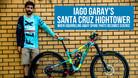 Iago Garay's Santa Cruz Hightower