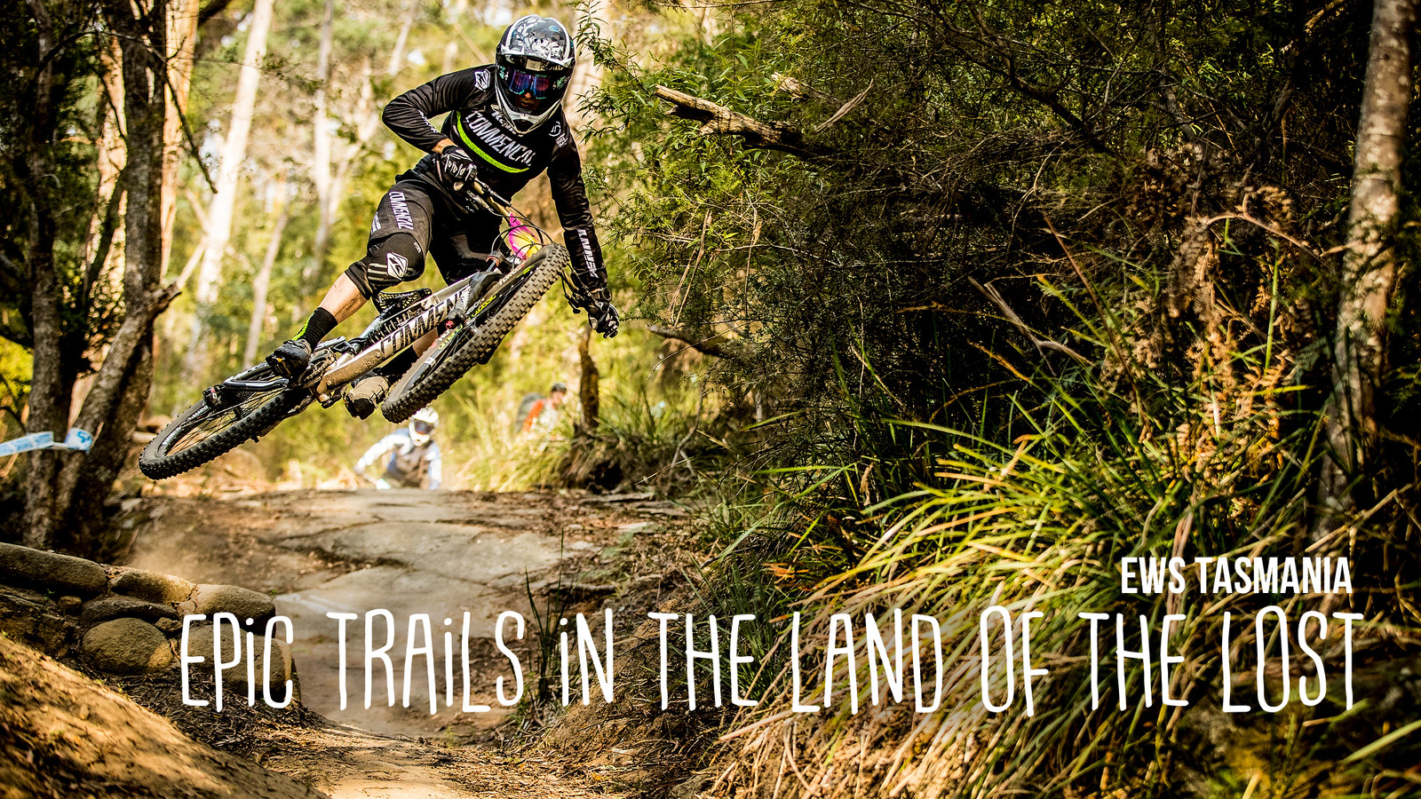 Epic Trails in the Land of the Lost - Tasmania Enduro World Series