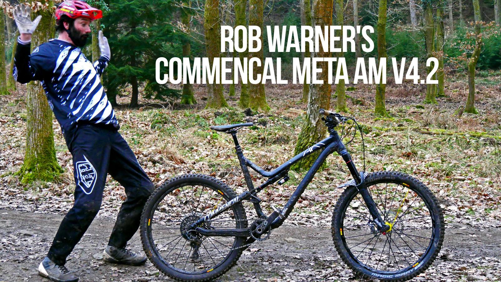 Rob Warner's Commencal Meta AM V4.2