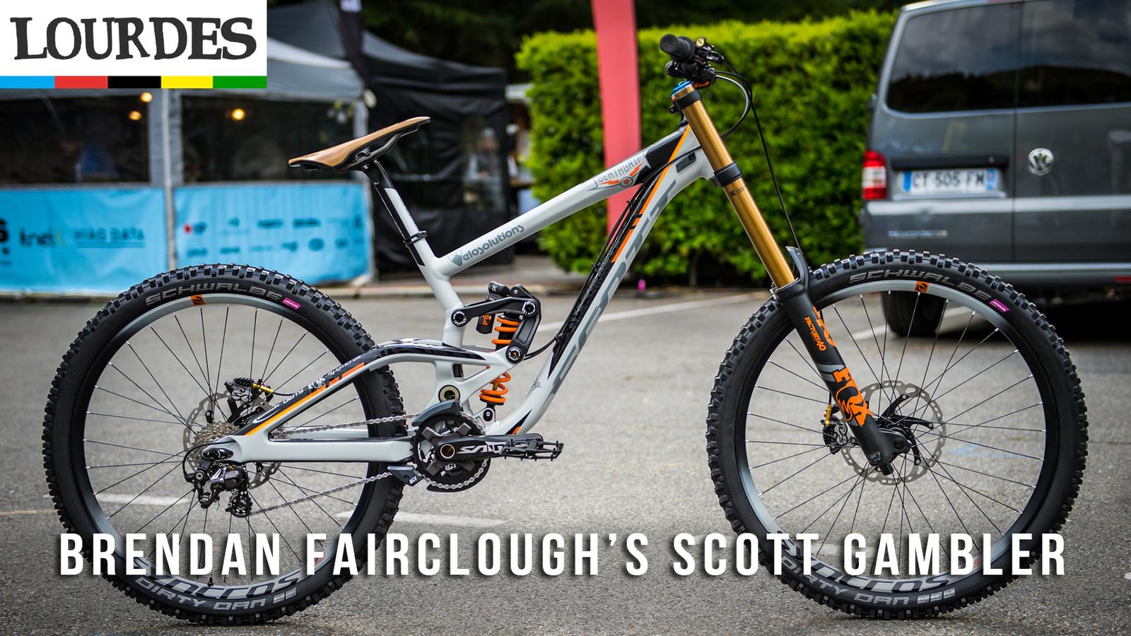 Brendan Fairclough's Scott Gambler