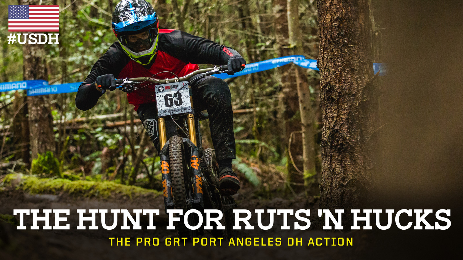 Loamsquatch - The Hunt For Ruts And Hucks at the Pro GRT Port Angeles