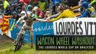 Wagon Wheel Washout - Lourdes World Cup DH Analyzed
