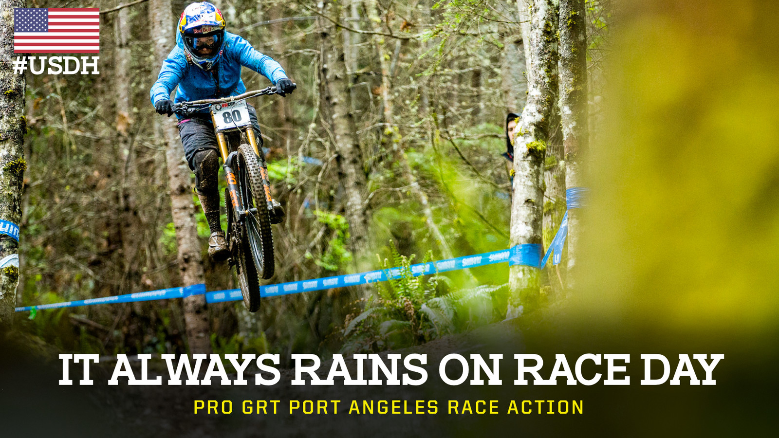 It Always Rains On Race Day - Port Angeles Pro GRT Finals Showdown