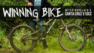 WINNING BIKE - Mitch Ropelato's Santa Cruz V10cc