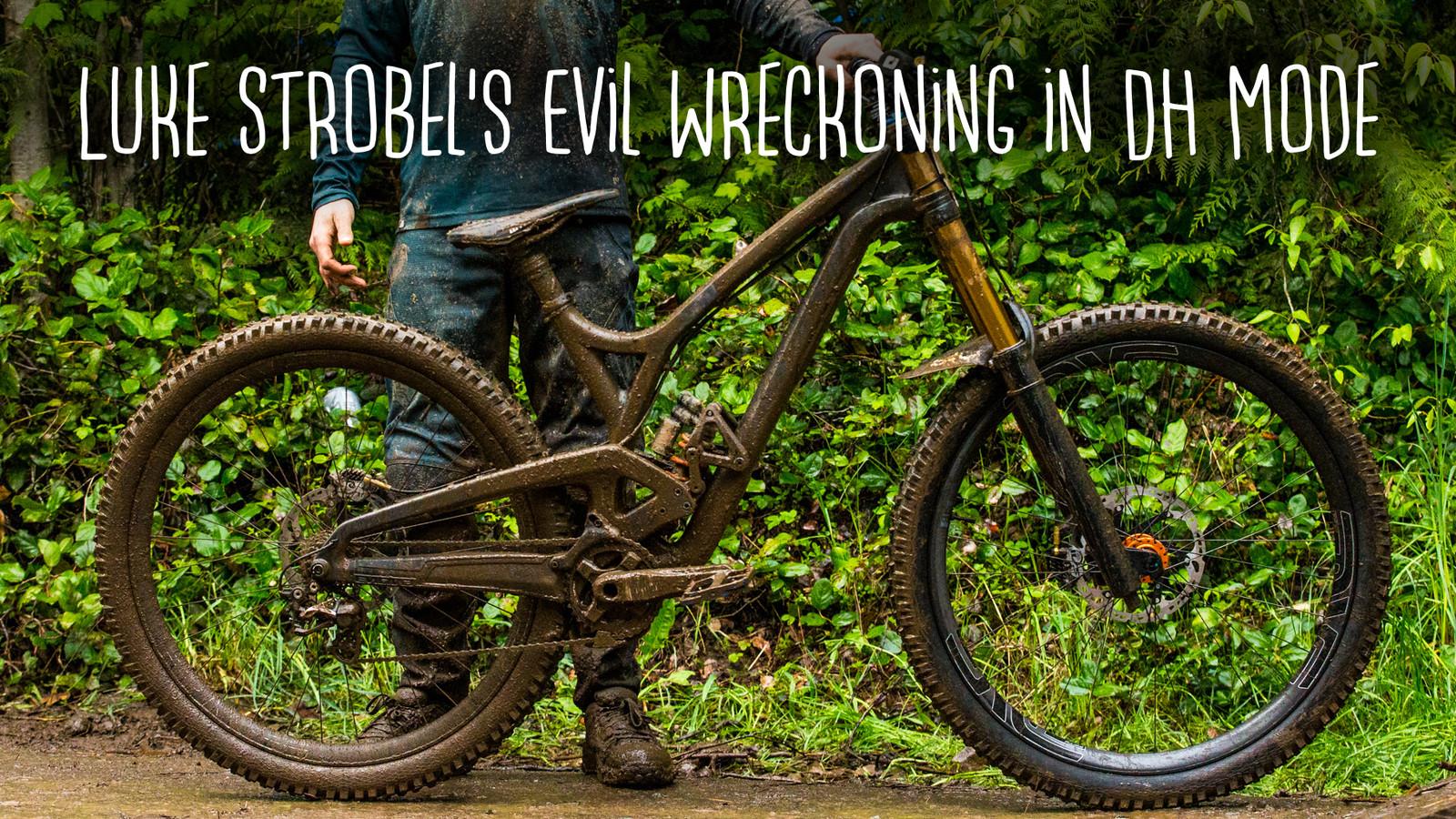 Luke Strobel's Evil Wreckoning