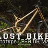 Lost Bikes Prototype LP29 DH Machine