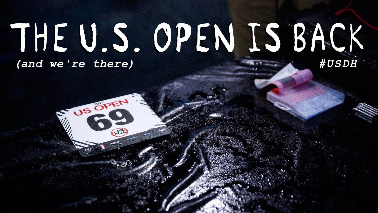 The U.S. Open of Mountain Biking is Back!