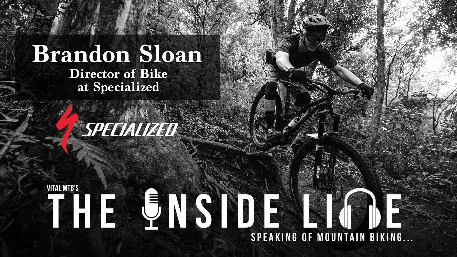The Inside Line Podcast - Brandon Sloan, Specialized Director of Bike