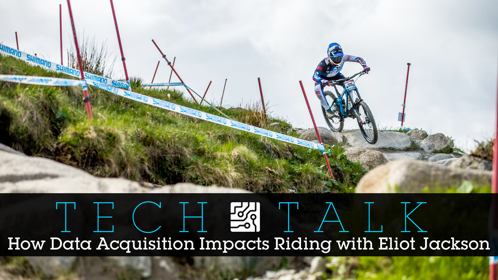 TECH TALK: Eliot Jackson On How Data Acquisition Has Impacted His Racing