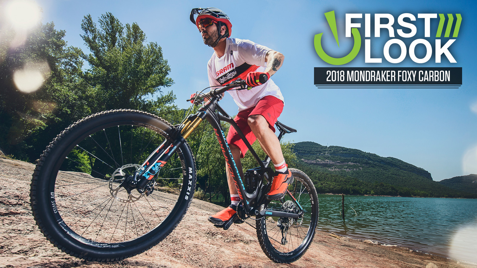 Mondraker Introduces the All-New 2018 Foxy Carbon
