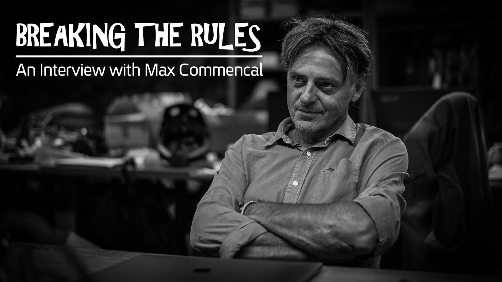 Breaking the Rules   An Interview with Max Commencal