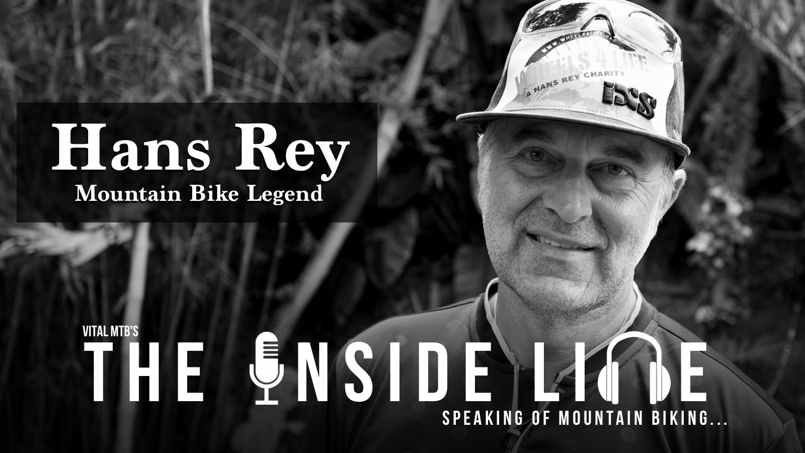The Inside Line Podcast - Hans Rey