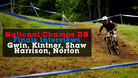 Interviews with Gwin, Kintner, Shaw, Harrison and Norton - #MTBNats DH Finals