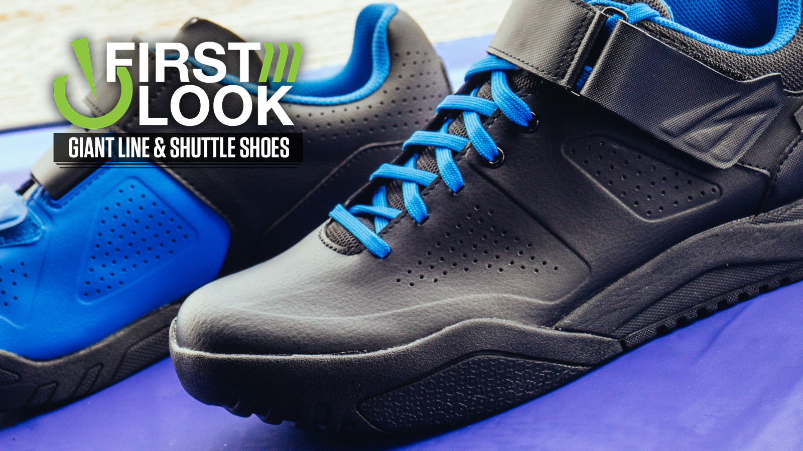 First Look: Giant's New Line and Shuttle Shoes