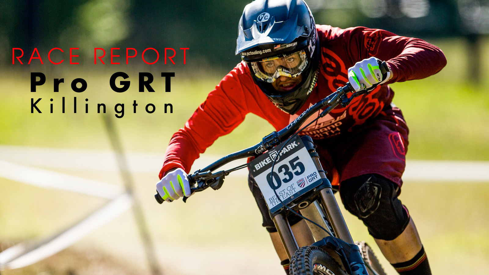 Pro GRT Killington Race Report - Befriending The Beast
