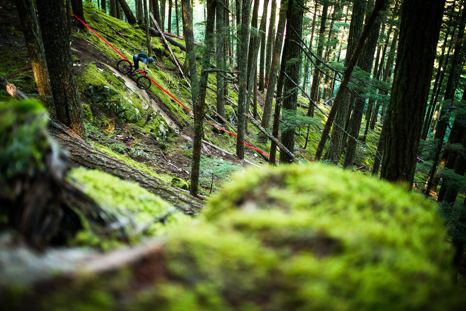 POV of All 5 Stages of the Whistler Enduro World Series
