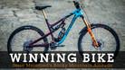 WINNING BIKE - Jesse Melamed's Rocky Mountain Altitude