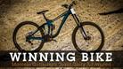 WINNING BIKE - Marcelo Gutierrez's Giant Glory Advanced