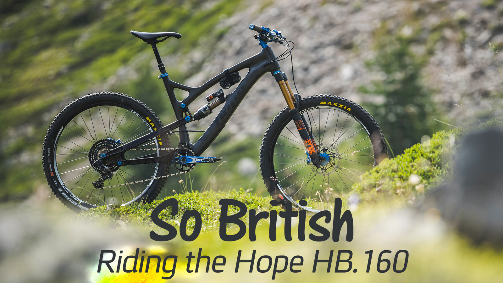 So British | Riding the Hope HB.160