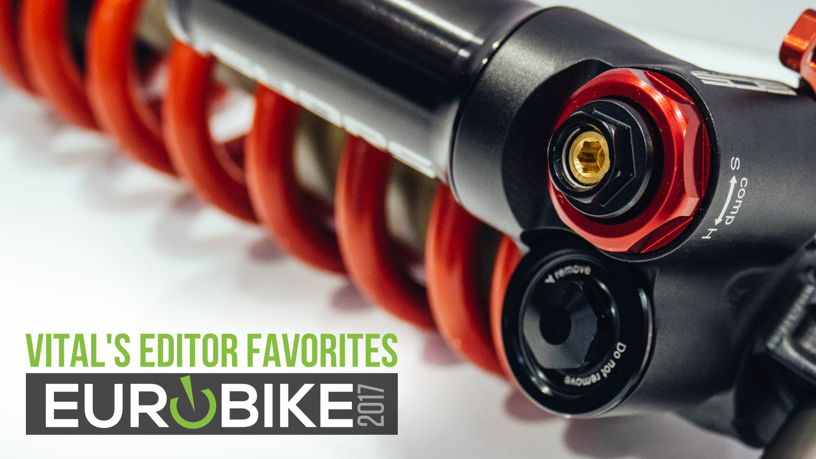 Vital MTB's Editor Favorites - Eurobike 2017