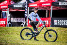 Sam Blenkinsop's World Champs Norco Prototype