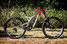 Myriam Nicole's Custom Commencal Supreme DH V4 for World Champs